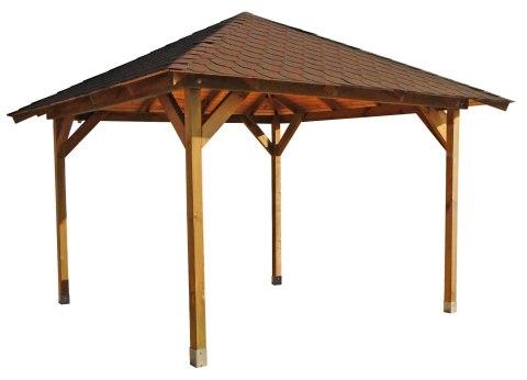 Altany Ogrodowe Drewniane Wood Play