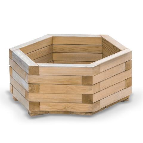 Donice Ogrodowe Z Drewna Wood Play
